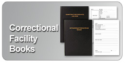 correctional facility logbooks